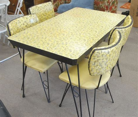 retro kitchen table top amazing retro kitchen furniture
