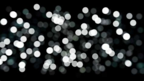 The Black Effect black and whtie bokeh lights royalty free backgorund