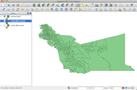 qgis clip tutorial qgis basics for journalists berkeley advanced media