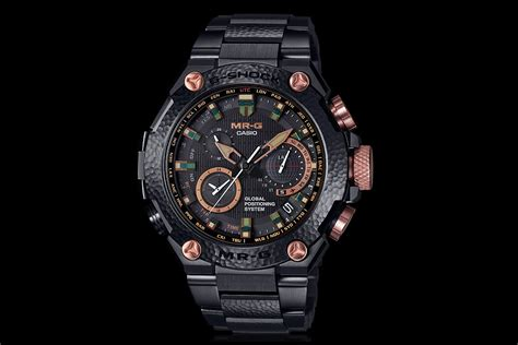 Gshock Gg1000 Black Gold bold and beautiful the casio g shock mr g hammer tone