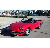 For Sale – 1986 Series 3 Alfa Romeo Spider  Classic Cars HQ