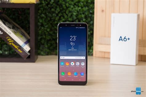 samsung galaxy a6 2018 review phonearena