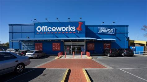 tattoo parlour queanbeyan intimidating youths target officeworks stores in south
