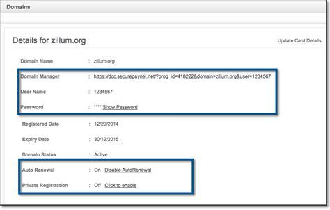 zoho mail buy new domains through zoho mail