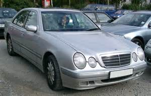 What Is Mercedes File Mercedes W210 Front 20070926 Jpg Wikimedia Commons