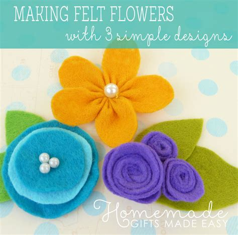 Fabulous Things In Felt by Felt Flowers