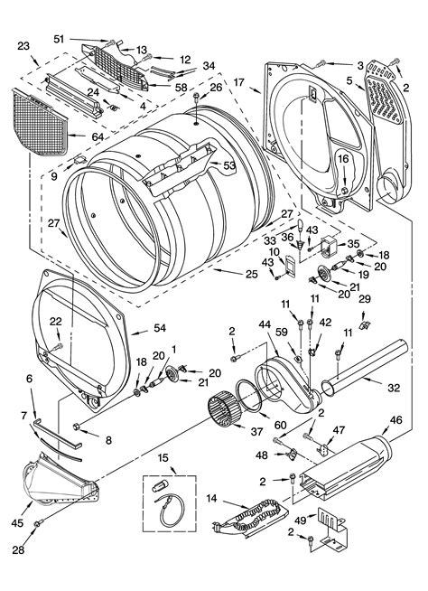 kenmore 80 series dryer parts diagram kenmore 80 series dryer schematic kenmore get free image