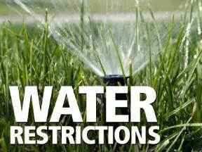Water Restrictions Drought Water Use Restrictions For Your Town Or City In