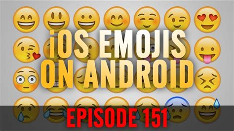 how to change emojis on android ep 151 how to change android emojis to ios emojis