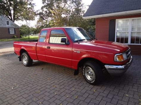 Sell used 1997 Ford Ranger   4x2 Super Cab   5 Speed
