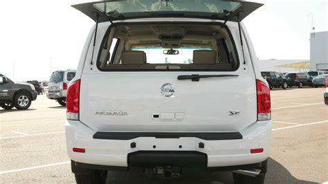 nissan armada rear 2013 nissan armada rear glass hatch