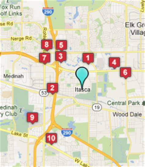 itasca, il hotels & motels see all discounts