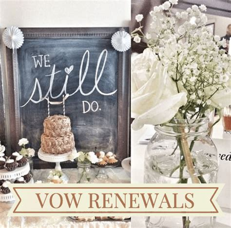 Wedding Vows Renewal by Second Wedding Remarriage Second Marriages Vow Renewal