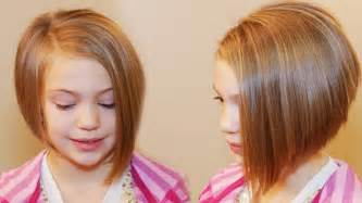 Short haircuts for little girls under medium hair styles ideas