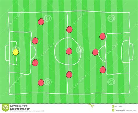 doodle do futebol t 225 ticas do futebol imagem de stock imagem 21173061