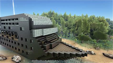 ark boat build limit ark cruise ship playark