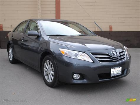2010 Toyota Camry Xle Magnetic Gray Metallic 2010 Toyota Camry Xle V6 Exterior
