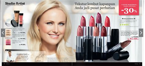 Lipstik Oriflame Colour chalimi fithratu diskon lipstik lip gloss oriflame