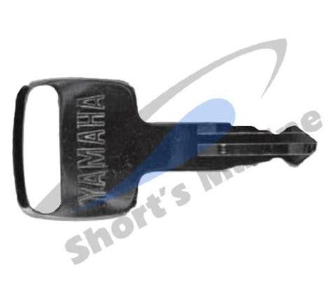 yamaha boat motor replacement keys 727 oem yamaha marine outboard 700 series replacement key