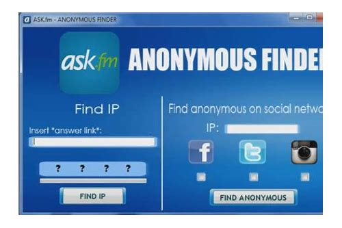 cara download ask.fm anonymous finder