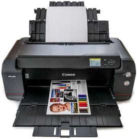 canon imageprograf pro 1000 review | photographyblog