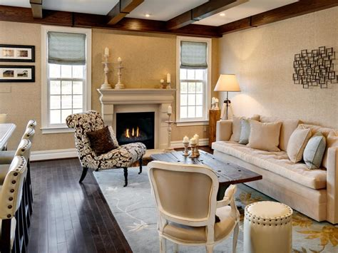 townhouse living room rustic townhouse great room ani semerjian hgtv