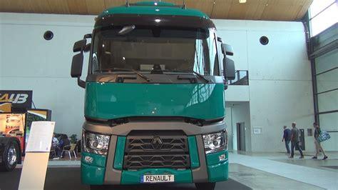renault truck interior renault trucks t 460 comfort 4x2 tractor truck 2018
