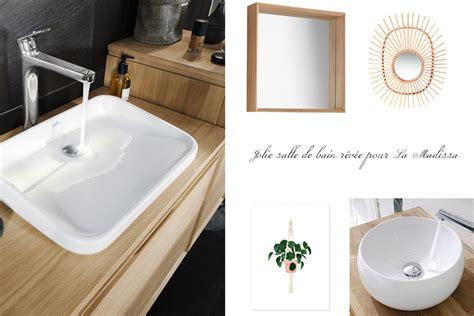 inspiration salle de bain chez lapeyre pour la madissa