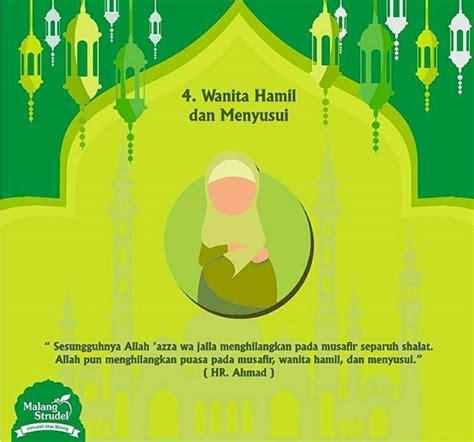Wanita Menyusui Wajib Puasa 4 Syarat Seorang Muslim Boleh Tidak Puasa Di Bulan