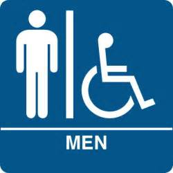 mens room signs clipart best