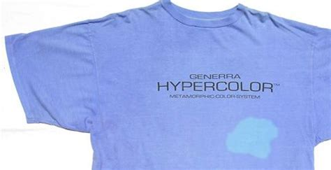 hyper color shirts hypercolor t shirts blast from the past