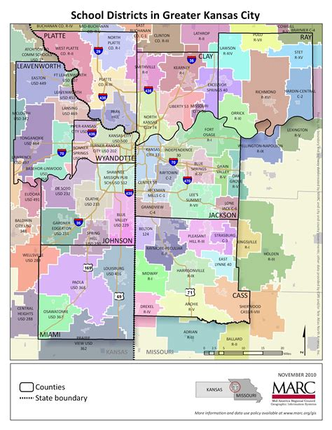 map of kansas city area kansas city neighborhood map partition r 346694efa83f