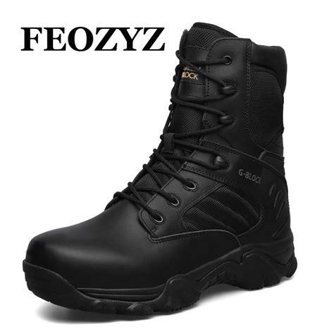 Sepatu Boots Tactical 511 Outdoor brand big size 40 46 high top hking shoes combat tactical boots waterproof outdoor
