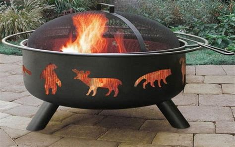 1000 images about the most famous coleman fire pits on
