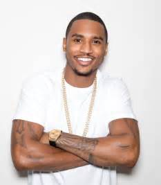 shot chris brown amp trey songz pose it up with the