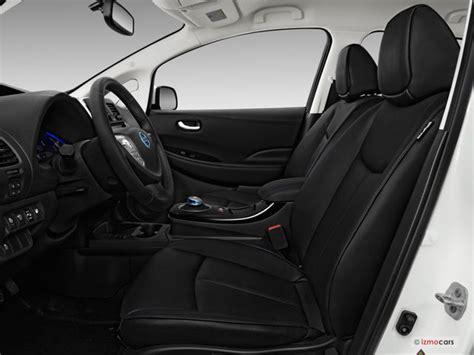 nissan leaf 2017 interior 2017 nissan leaf interior u s report