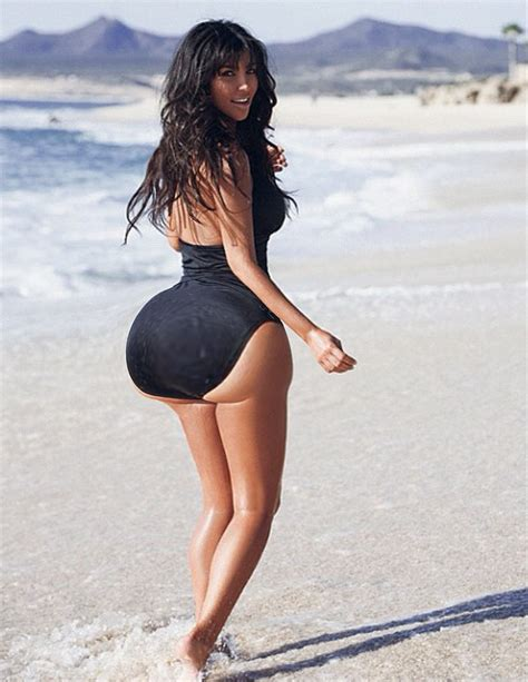 Saberpoint: Kim Kardashian's Twerking Capacity is Awesome!