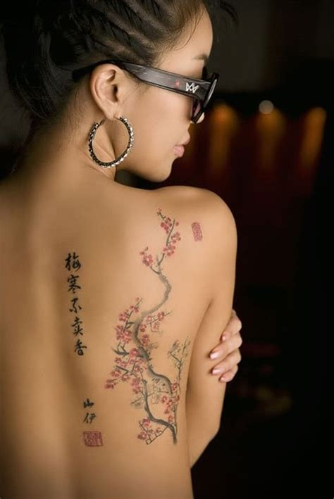 the female tattoo is rising in popularity pretty designs