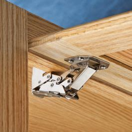 overhead bin hinge rockler woodworking hardware