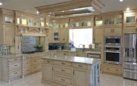 Unique Kitchen Cabinets Custom Kitchen 71 Custom Kitchens And Design Ideas Home Designs Prepossessing Design