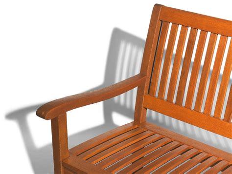 strathwood gibranta all weather hardwood 2 seater bench strathwood basics all weather hardwood 2 seater bench