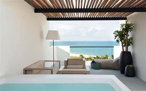 inclusive resorts  cancun travel leisure