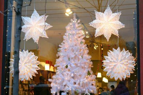 Weihnachtsdeko Fensterbank Weiss by Fensterdeko F 252 R Weihnachten Vermittelt Eine Tolle Feststimmung