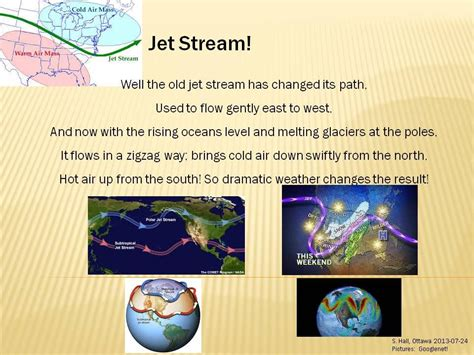 Jet Stream News In Images 5th Grade Science Weather