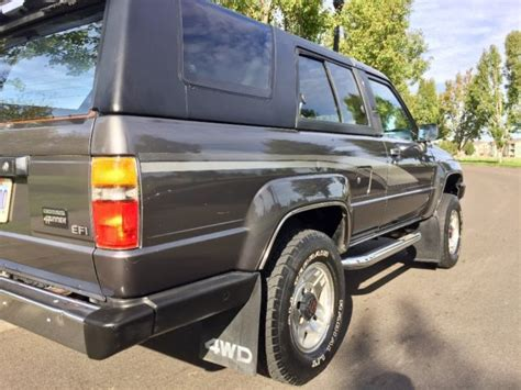 2 Door Toyota Tacoma Toyota 4runner 4wd 2 Door Removable Top Tacoma Land