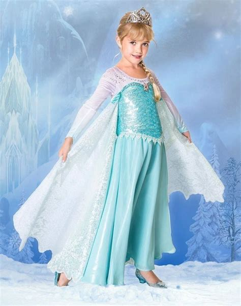 Dress Elsa New T1310 disney store frozen elsa limited edition le costume sold out new dress ebay