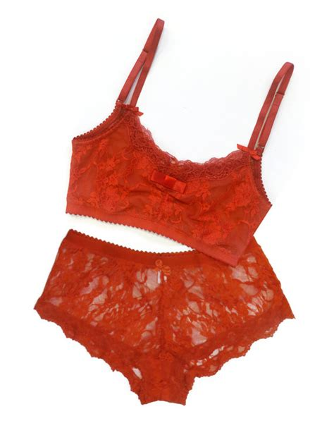 Promo One Set Lace Termurah sheer set in lace s gift lace