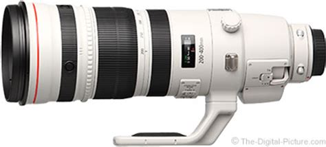 canon ef 200 400mm f/4l is usm extender 1.4x lens review