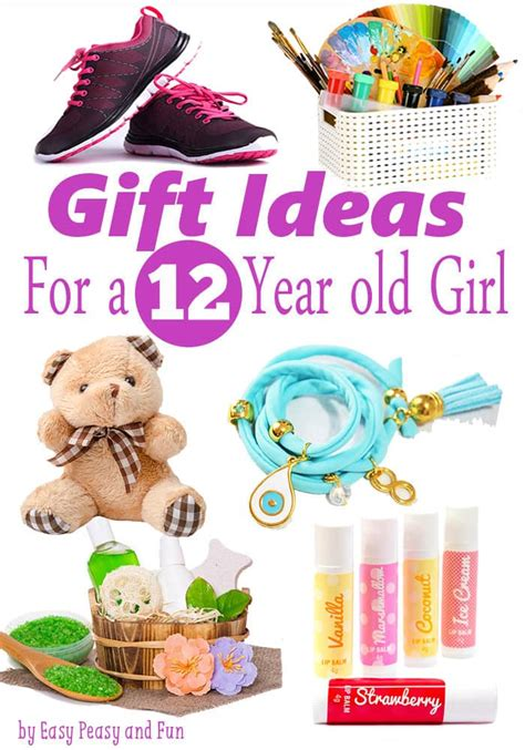 gift ideas for 12 year best gifts for a 12 year easy peasy and