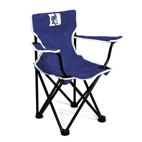 shop logo chairs duke blue devils 21 in chair at lowes